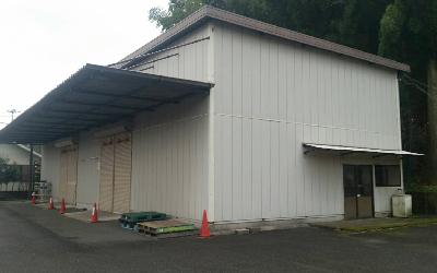 敷島ハウス工業株式会社の新棟販売