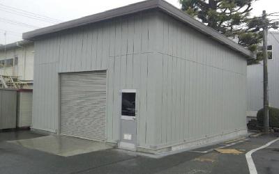 敷島ハウス工業株式会社の倉庫施工・販売、既製品の設置代行もお任せ下さい。